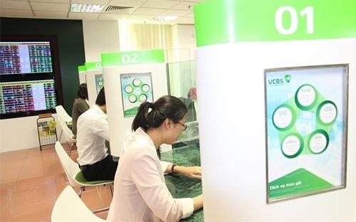 VCBS đạt hơn 50 tỷ đồng lợi nhuận trong quý I