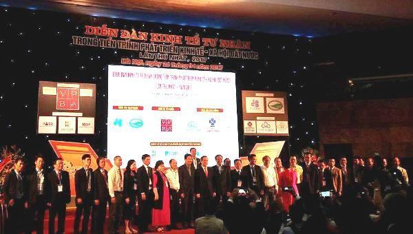 Hội nghị Trung ương 5 Khóa XII sẽ ban hành nghị quyết về phát triển kinh tế tư nhân