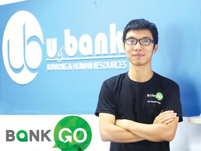 Ông chủ BankGo và mong muốn có thêm nhiều... đối thủ