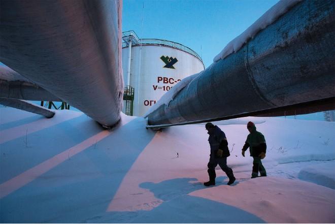 Nga chưa thể giảm sự phụ thuộc vào dầu mỏ