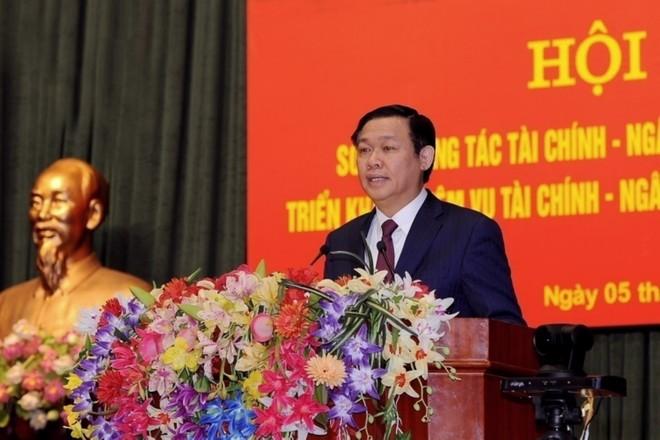 Phó thủ tướng Vương Đình Huệ: Thị trường chứng khoán phải mạnh và cung ứng vốn tốt hơn