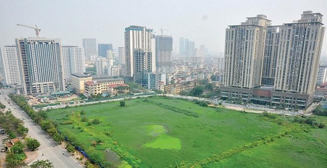 Thất vọng với nhiều dự án chạy theo quy hoạch công viên