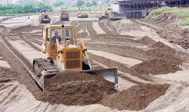 Nguồn cung khan hiếm, giá cát xây dựng tiếp tục tăng cao