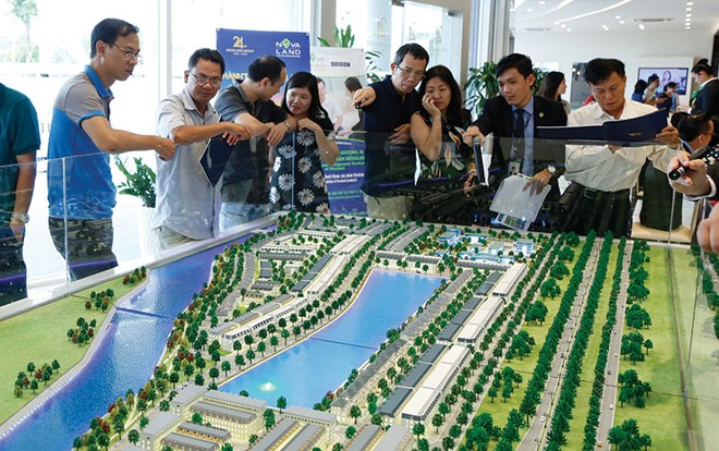 Sau khi thâu tóm, Novaland đã nhanh chóng biến dự án 30 ha bất động nhiều năm thành một khu đô thị hiện đại mang tên Lakeview City