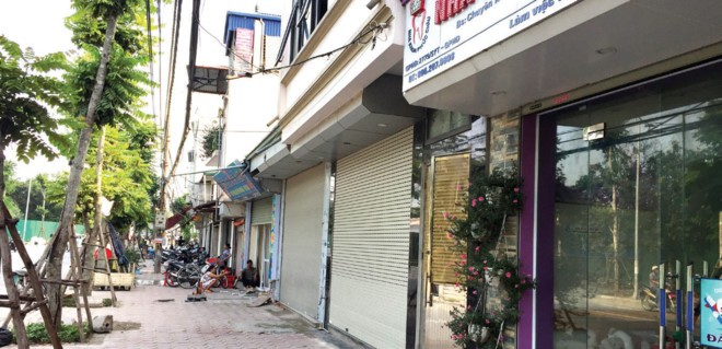 """Thu hồi đất tại phường Vĩnh Tuy: """"Ăn bớt"""" thủ tục pháp lý bắt buộc"""