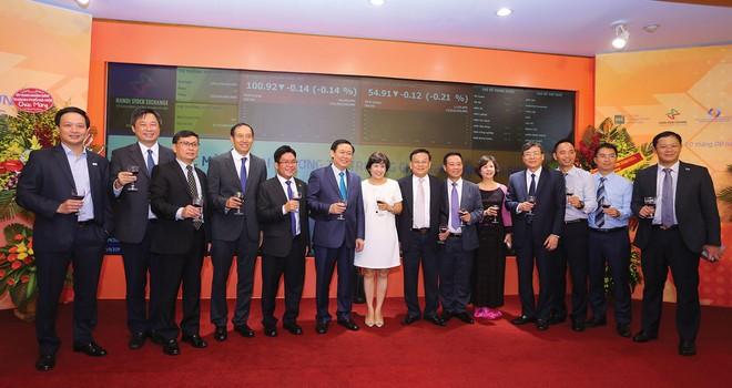 Dấu son tươi thắm trong lịch sử phát triển TTCK Việt Nam