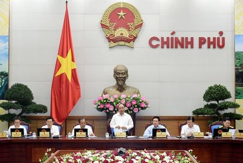 Nghị quyết phiên họp Chính phủ thường kỳ tháng 7