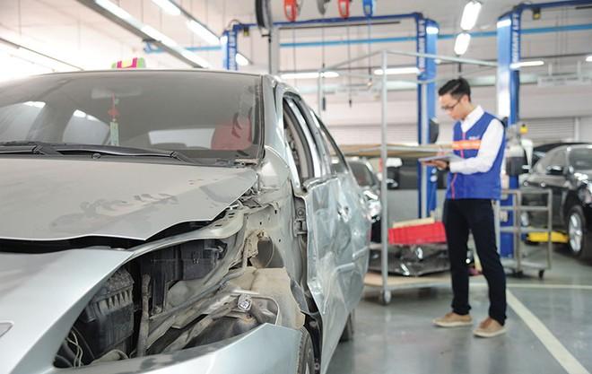 Đề xuất bồi thường bảo hiểm ô tô theo phương thức mới
