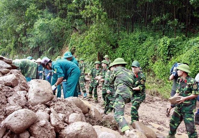 Thiệt hại do mưa lũ tại Quảng Ninh đã lên đến 31 tỷ đồng