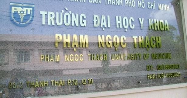Đầu tư 2.500 tỷ xây dựng Đại học Y khoa Phạm Ngọc Thạch (cơ sở 2)