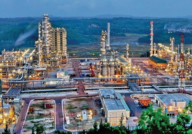 Bộ Công Thương trình Chính phủ phương án cổ phần hóa Lọc dầu Dung Quất