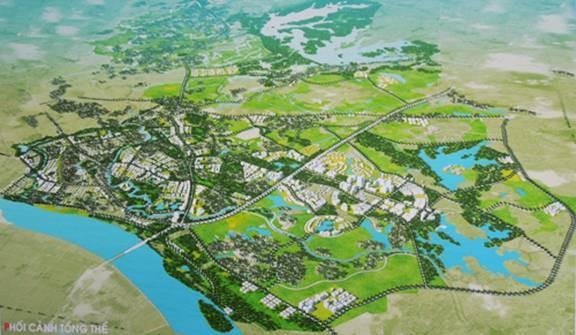 Hà Nội: Phê duyệt quy hoạch chi tiết khu dân cư mới rộng 34 ha tại thị xã Sơn Tây