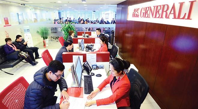 Generali Việt Nam: Doanh thu phí bảo hiểm tăng cao