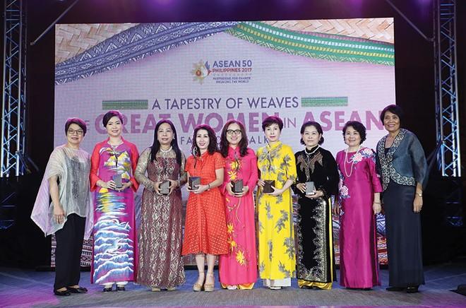 Phó chủ tịch SeABank được vinh danh doanh nhân tiêu biểu ASEAN
