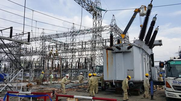 8 tháng, EVN hoàn thành 145 công trình lưới điện truyền tải