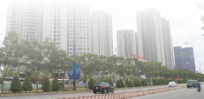 """Hạ tầng giao thông: """"Đầu kéo"""" cho bất động sản vùng ven TP.HCM"""