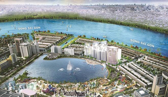 Đi tìm hình mẫu bất động sinh thái tại Đông Bắc Sài Gòn