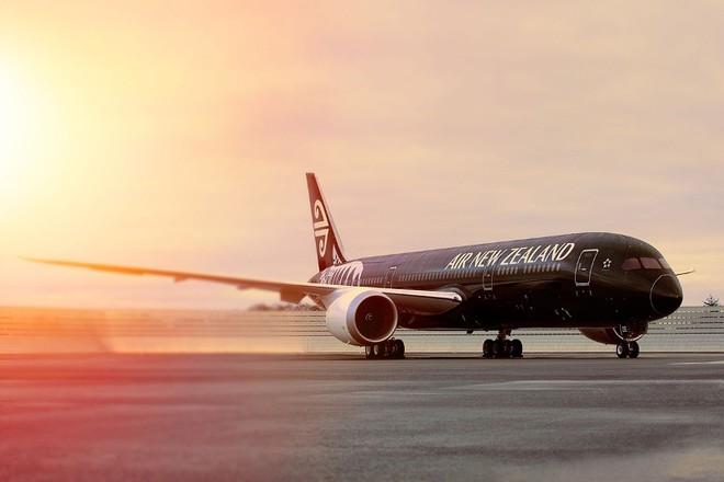 2018, Air New Zealand sẽ thực hiện 2 chuyến bay thẳng hàng tuần tới TP. HCM