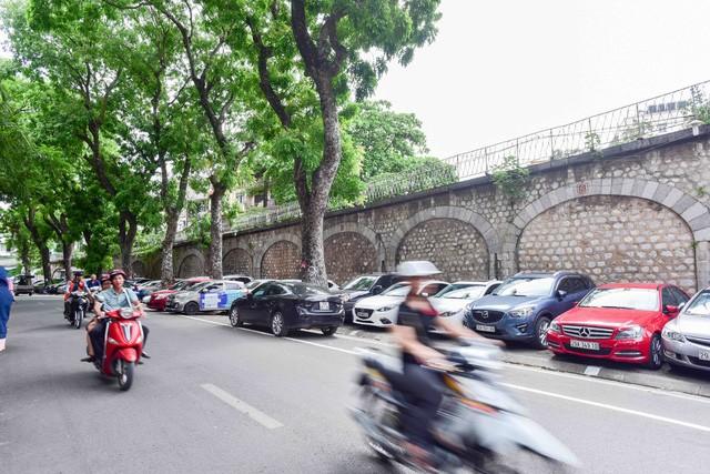 Bộ Giao thông đề nghị Hà Nội thận trọng khi sử dụng các vòm đá đoạn dẫn cầu Long Biên