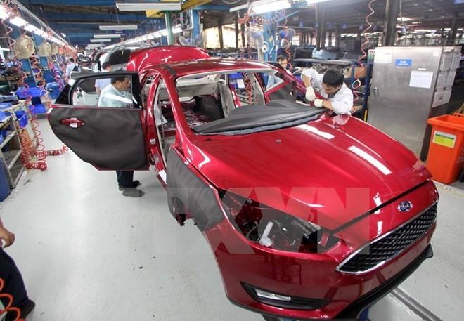 Công nghiệp ô tô: Không giảm được chi phí sẽ tiếp tục phải nhập khẩu
