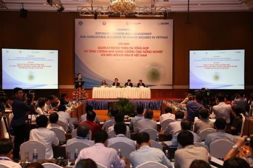 Hàng năm thiên tai khiến Việt Nam thiệt hại gần 1,3 tỷ USD