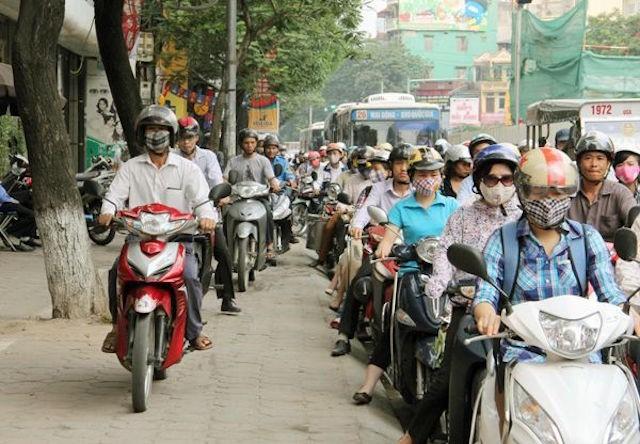 Honda Việt Nam thu lợi nhuận tỷ đô nhờ thị trường xe máy Việt