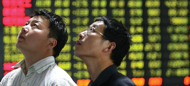 Dòng tiền lớn quay trở lại thị trường chứng khoán Trung Quốc