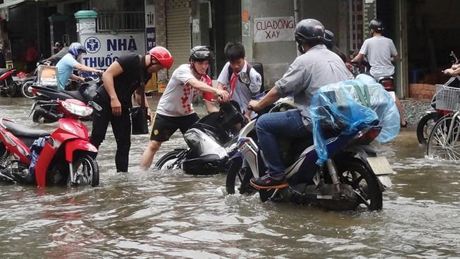 TP.HCM: Tiêu chí mua nhà là… không bị ngập nước