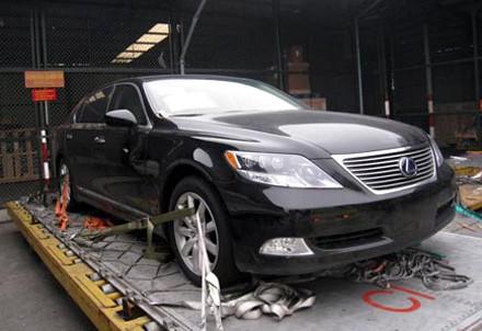 Dấu chấm hết cho mảng nhập khẩu ôtô cũ