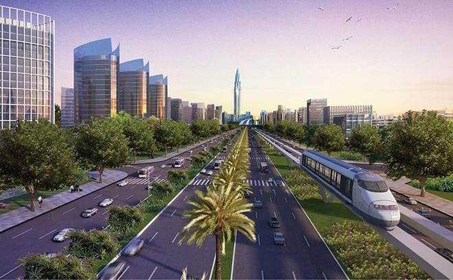 Siêu thành phố thông minh Nhật Tân sẽ khởi công đầu năm 2018