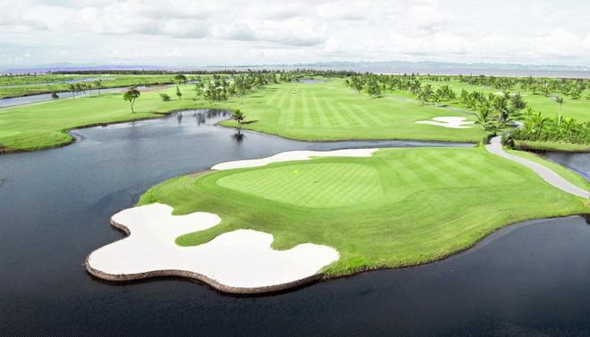 Điều chỉnh quy mô sân golf Đồ Sơn, TP. Hải Phòng