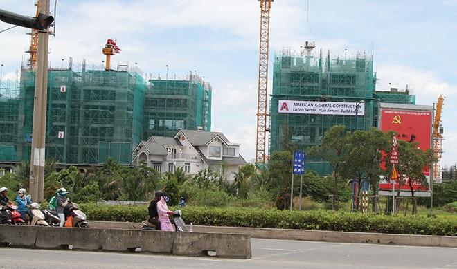 Bất động sản khu Đông đang là thị trường phát triển mạnh nhất TP.HCM hiện nay. Ảnh: Gia Huy