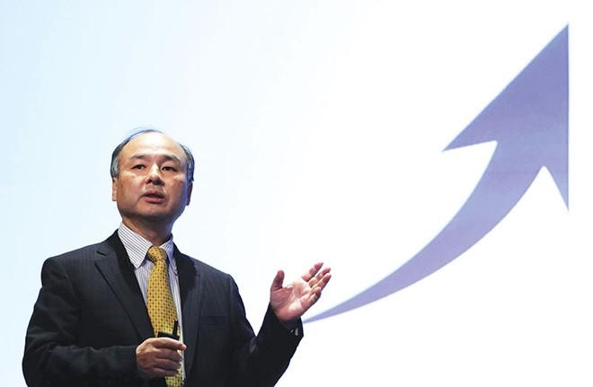 Ông chủ SoftBank muốn kiểm soát các dịch vụ gọi xe toàn cầu