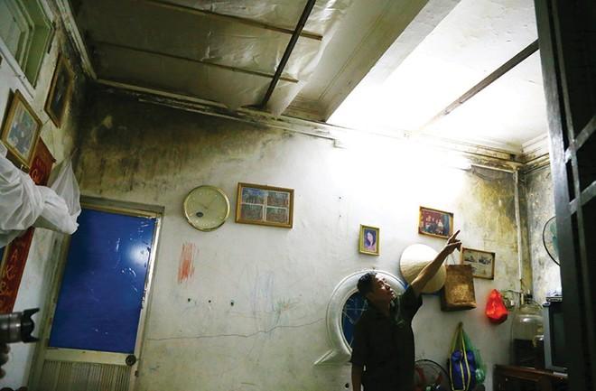 Khu đô thị mới Cổ Nhuế: Dân sống khổ vì dự án ách tắc