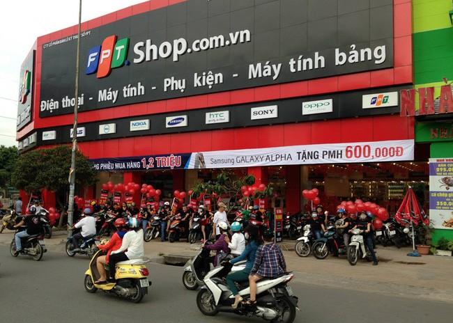 FPT Retail: Tiếp tục mở mới 100 cửa hàng mỗi năm