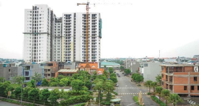 BĐS vùng ven, bệ phóng của thị trường địa ốc phía Nam