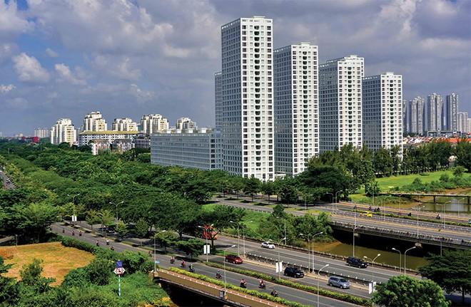 Thị trường bất động sản bước vào chu kỳ tăng trưởng bền vững