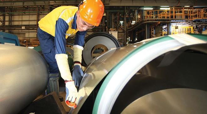 Mức độ cạnh tranh trên thị trường tôn thép ngày càng nóng