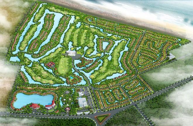 BRG sẽ tạo đột phá với biệt thự nghỉ dưỡng Coastal City