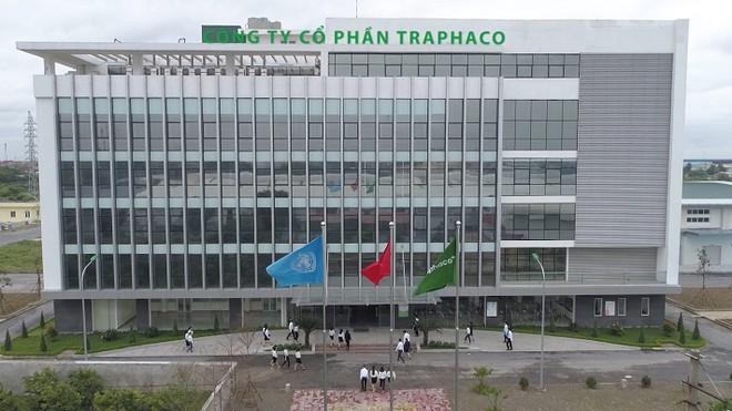 Traphaco khánh thành nhà máy sản xuất tân dược