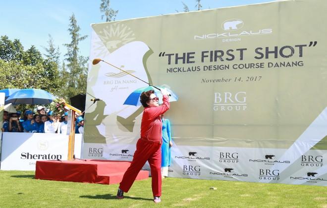 Tổ chức Hội nghị Golf châu Á Thái Bình Dương 2017