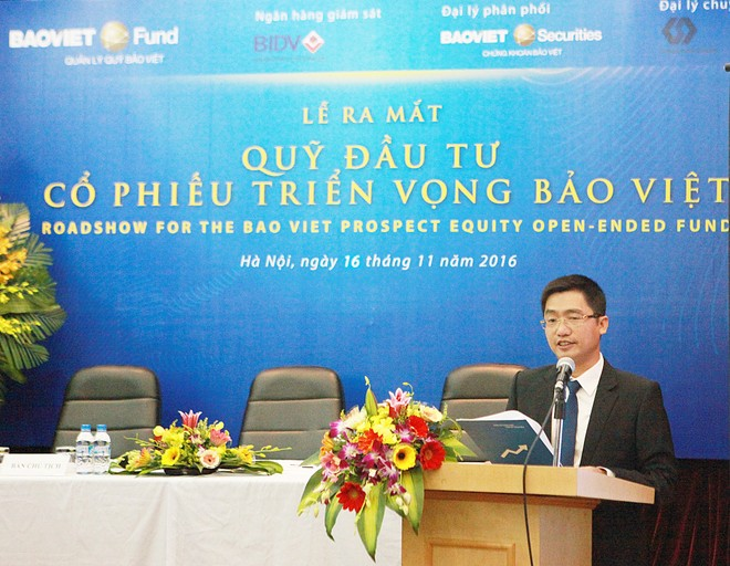 Baoviet Fund ra mắt Quỹ Đầu tư cổ phiếu triển vọng Bảo Việt