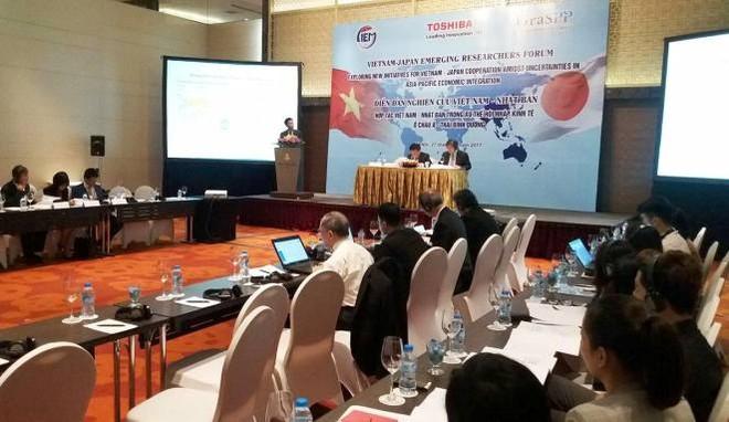 Giới nghiên cứu Việt Nam và Nhật Bản muốn hiện thực hóa sáng kiến TPP và RCEP
