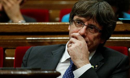 Toà án Tây Ban Nha triệu tập cựu thủ hiến Catalonia