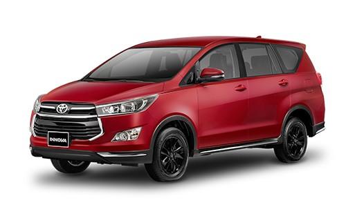 Toyota giới thiệu Innova mới, giá từ 712 triệu tại Việt Nam
