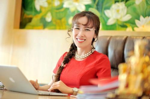 Bà chủ Vietjet tiếp tục vào top 100 phụ nữ quyền lực nhất thế giới