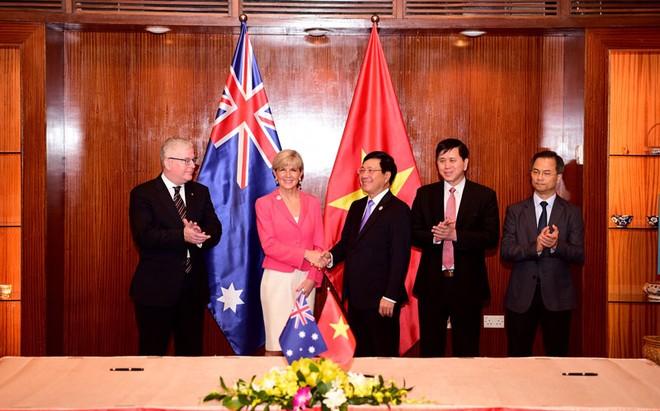 Australia đầu tư gần 600 tỷ đồng hỗ trợ tăng cường năng lực kinh tế cho phụ nữ Việt Nam