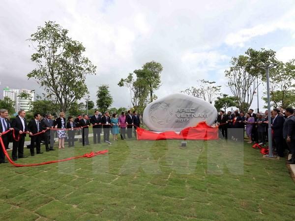Phó Thủ tướng Phạm Bình Minh dự lễ khai trương Công viên APEC