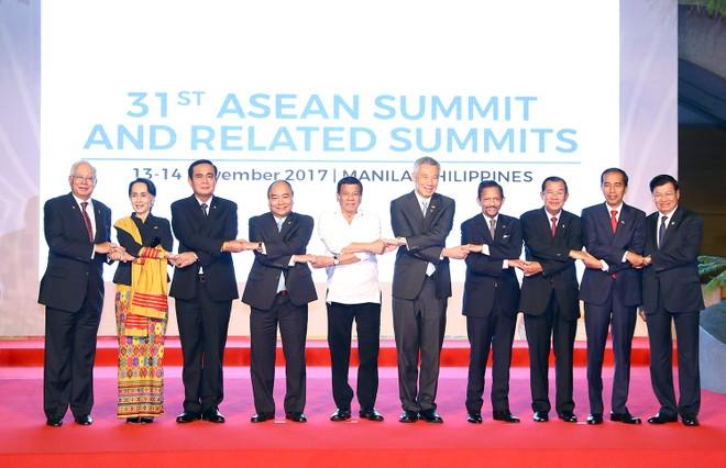 Thủ tướng nhấn mạnh 3 trọng tâm hợp tác ASEAN