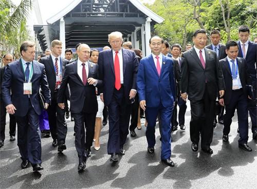 APEC 2017 - thắng lợi của Việt Nam và thương mại tự do